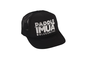 Bluesmiths x Paddle Imua Cap - Black