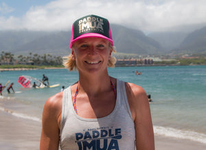 Sonni Honscheid | Bluesmiths Paddle Imua Cap
