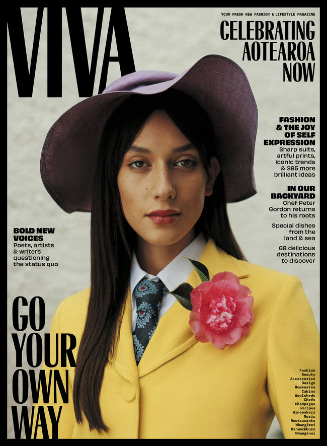 Simone jacket for Viva Vol. 1