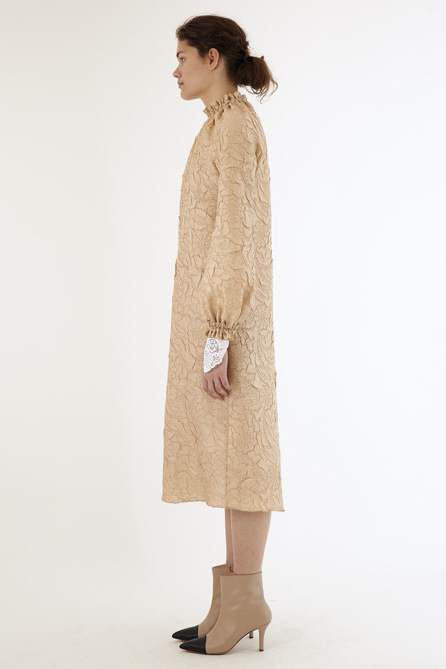 Goldie Blouson Dress