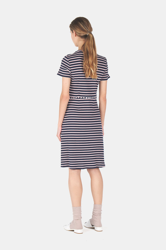Stripey dress