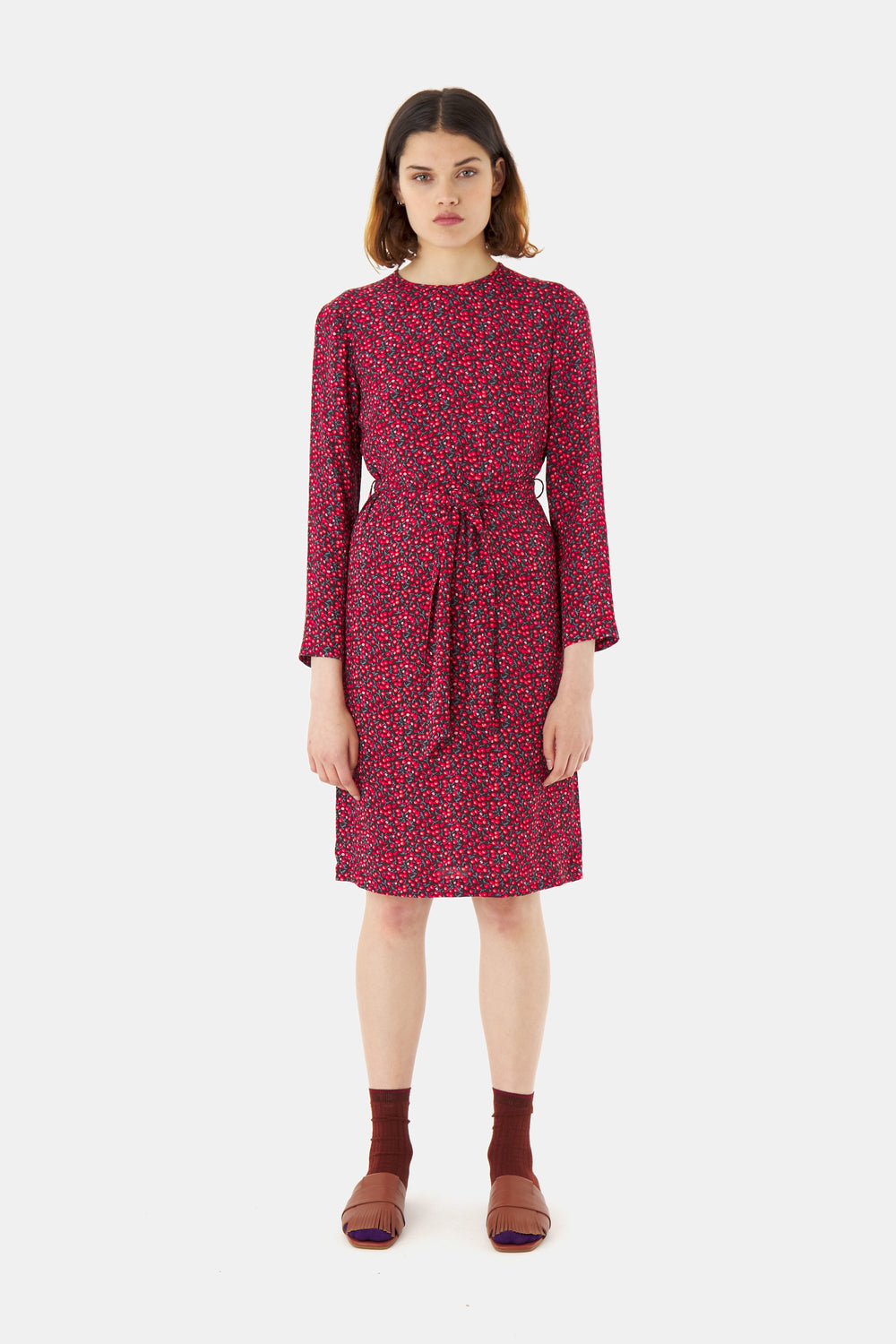 Winterberry dress