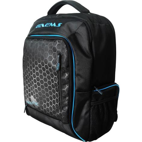 GAEMS M155 Gaming Monitor + Gaems Hex Pac Backpack