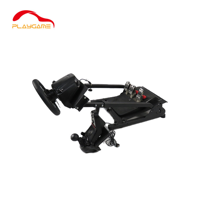 PlayGame GY-006 Steering Wheel Stand - Black