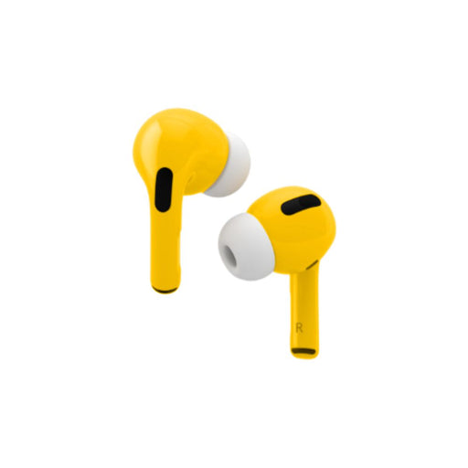 Merlin Craft Apple Airpods Pro - Glossy Yellow