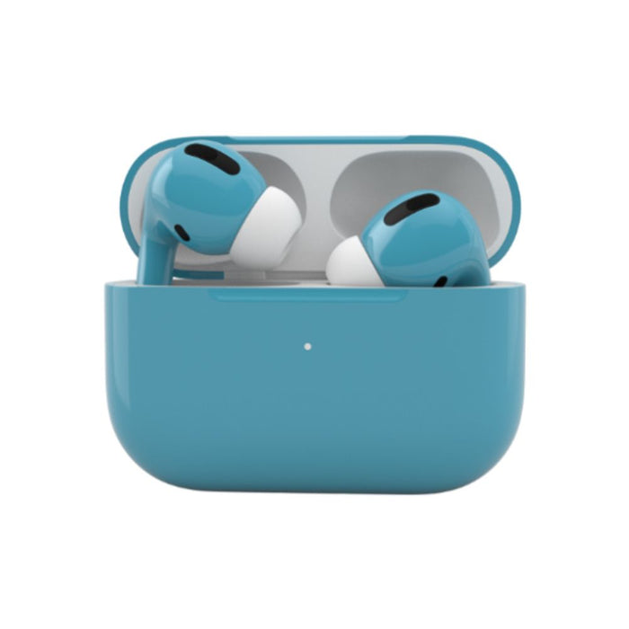 Merlin Craft Apple Airpods Pro - Glossy Blue