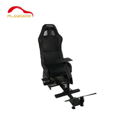 PlayGame GY-013 Racing Simulator Seat - Black