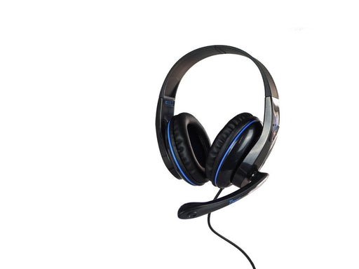 Sades T-Power SA-701 Gaming Headphones with Mic (Black/Blue)