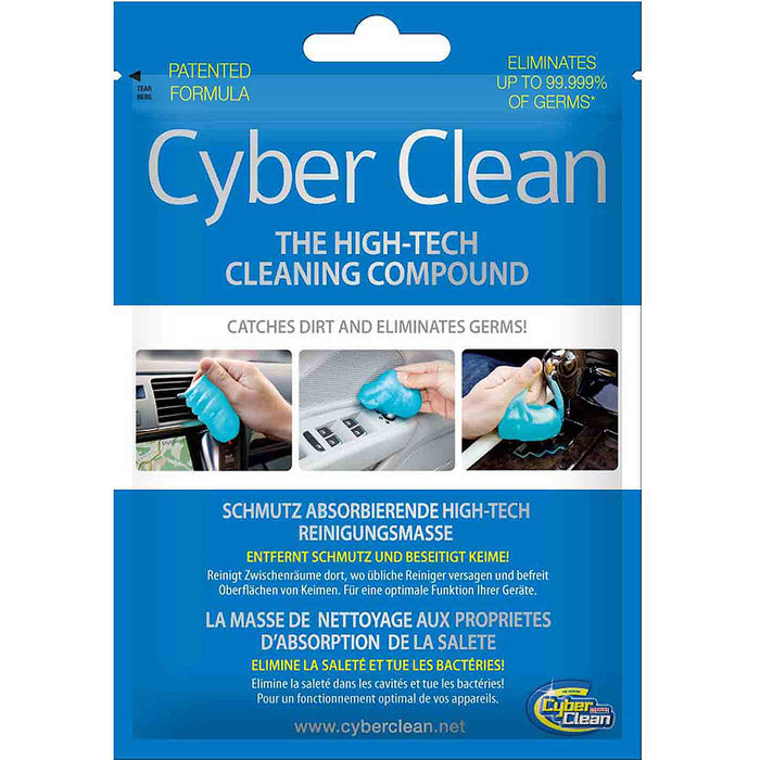 Cyber Clean Car Zip Bag 80g