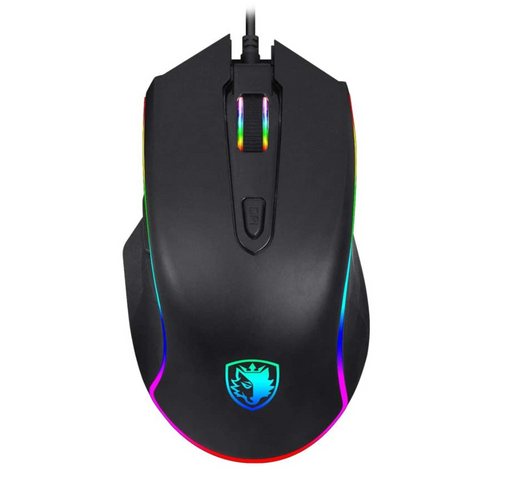 SADES Scythe S17 Wired Gaming RGB Mouse