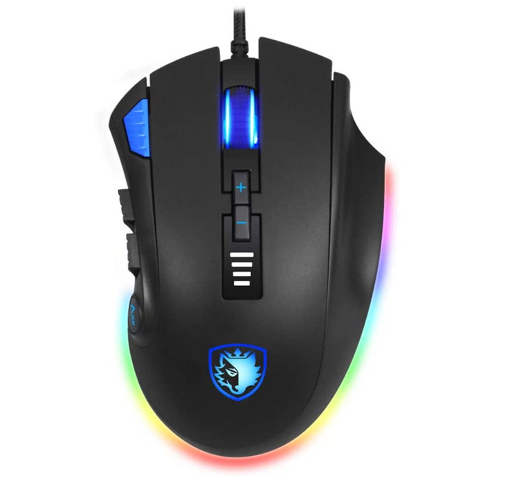SADES Axe S12 Gaming Mouse