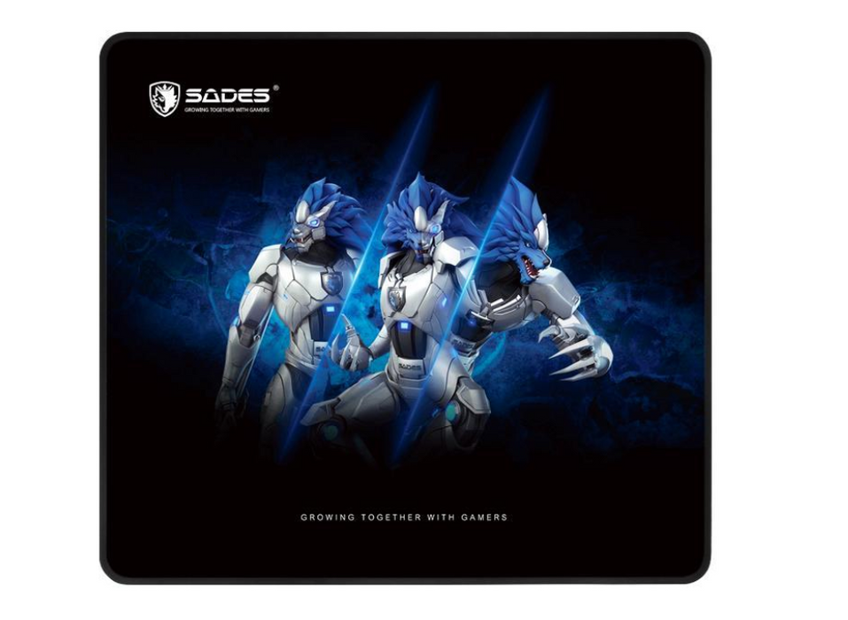 SADES Frost Gaming Mouse Pad Large Size Frost SA-P2(L)