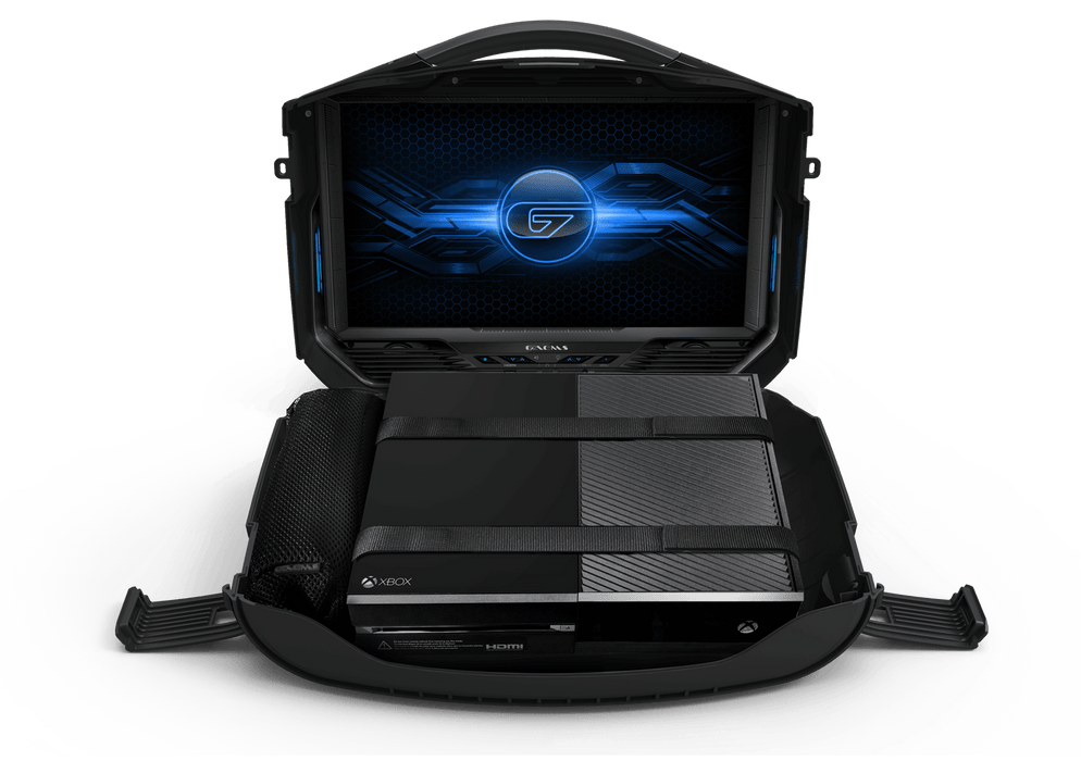 "GAEMS Vanguard Gaming Monitor 19"" For Xbox And PlayStation"