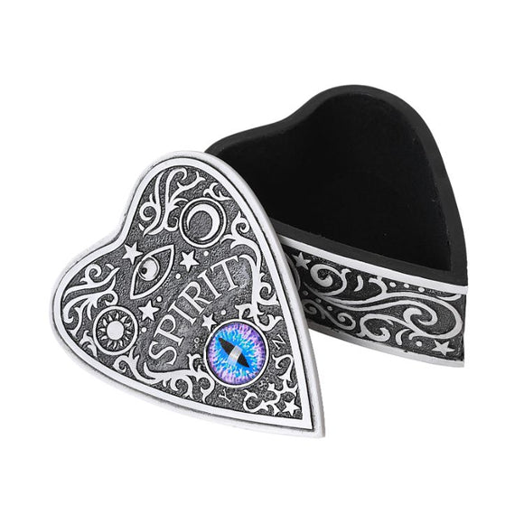 Planchette Evil Eye Stash Box