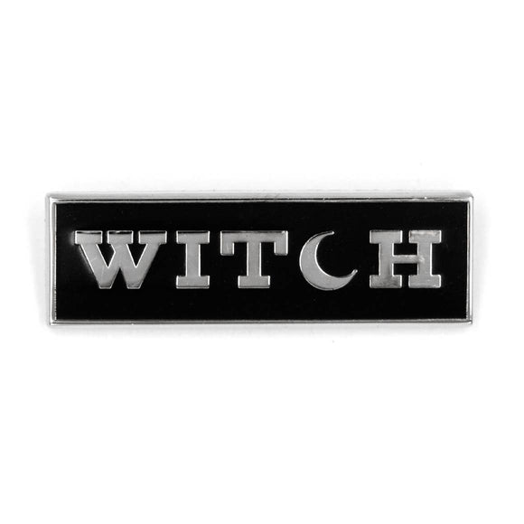 WITCH Enamel Pin