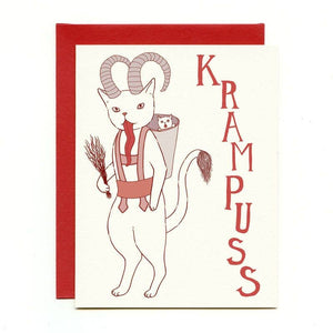 Krampuss Gift Card Box Set