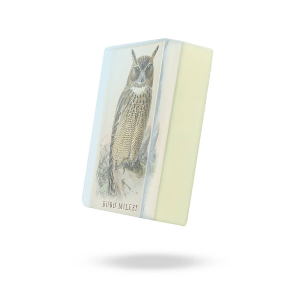 Owl Unscented Vegan Organic Soap