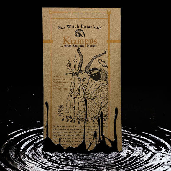Krampus: Limited Edition Incense for 2020