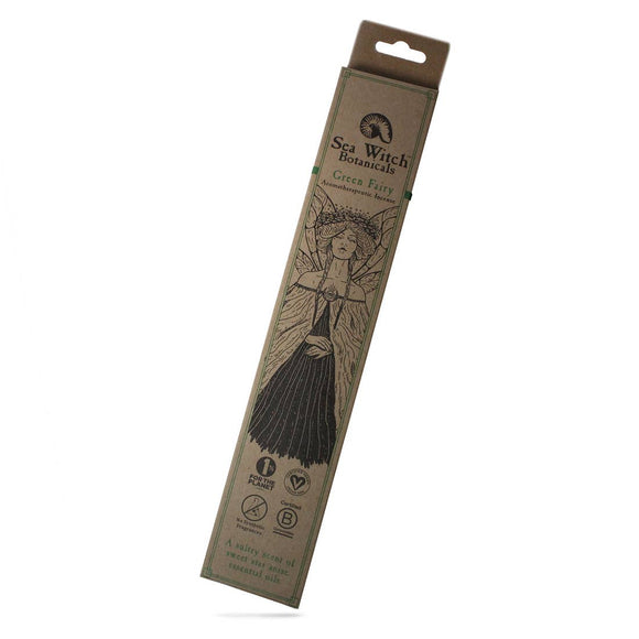 Green Fairy Incense Sticks