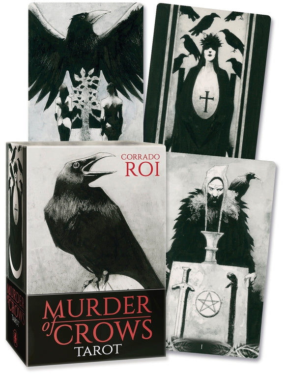 Murder of Crows Tarot Deck
