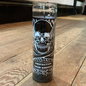 Protection From Enemies 7 Day Black Candle