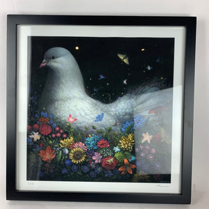 { Magic Carpet } Ki Sung Koh Framed Giclee Print