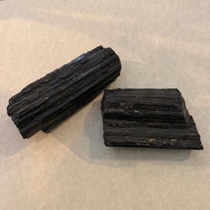 Black Tourmaline Specimen 4""