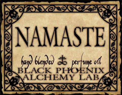 Namaste Black Phoenix Alchemy Lab Fragrance
