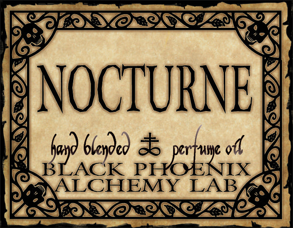 { Nocturne } Black Phoenix Alchemy Lab Fragrance