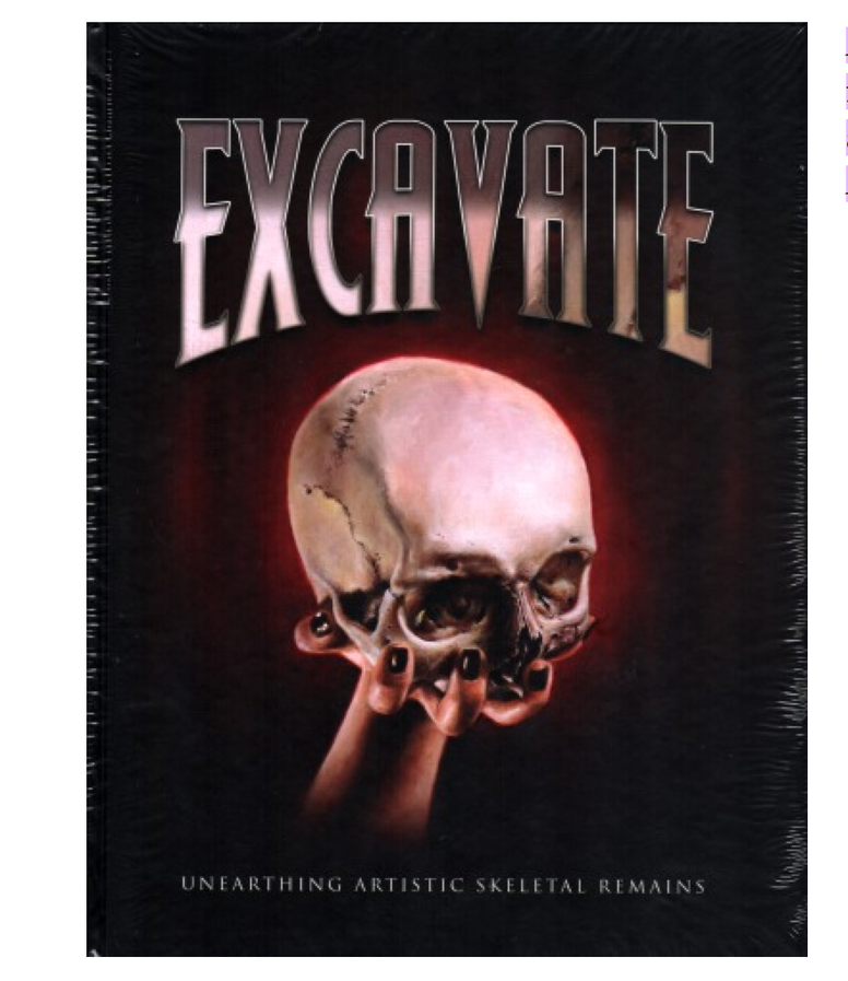 Excavate : Unearthng Artistic Skeletal Remains
