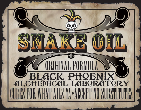 { Snake Oil } Black Phoenix Alchemy Lab Fragrance