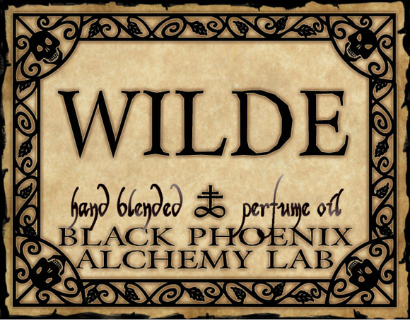 { Wilde } Black Phoenix Alchemy Lab Fragrance
