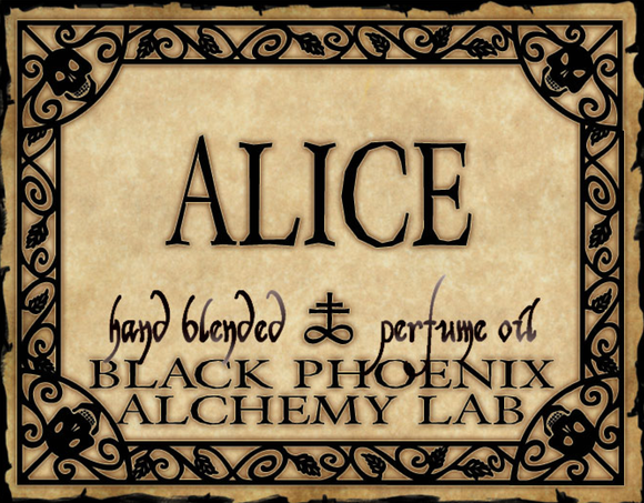 { Alice } Black Phoenix Alchemy Lab Fragrance