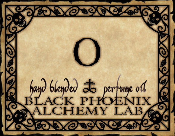 { O } Black Phoenix Alchemy Lab Fragrance