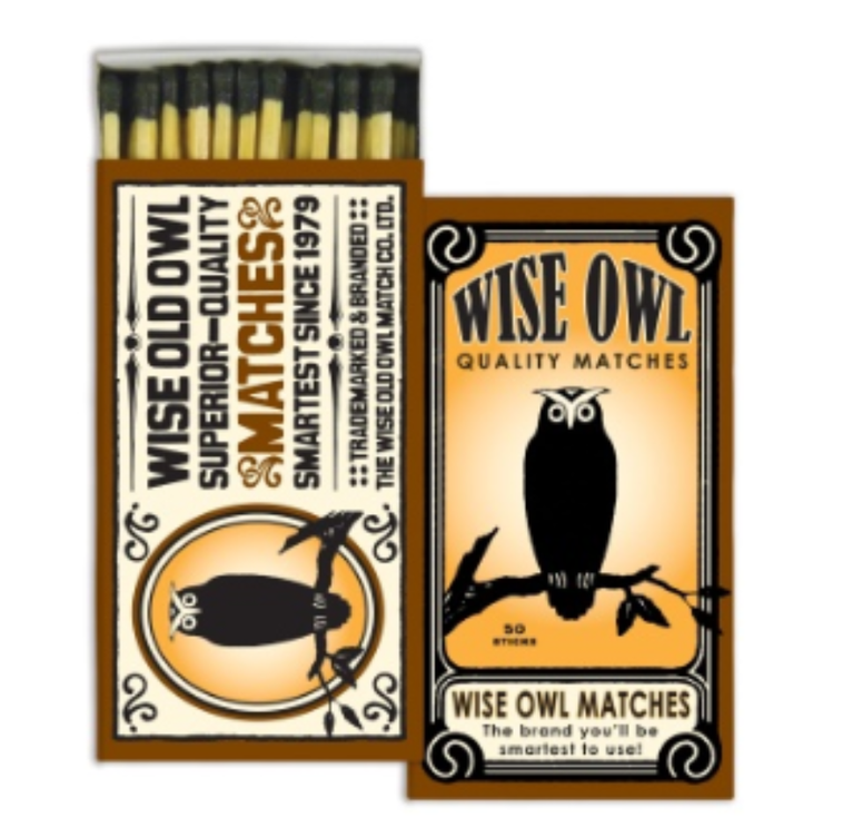Wise Old Owl Matches