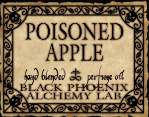 { Poisoned Apple } Black Phoenix Alchemy Lab Fragrance