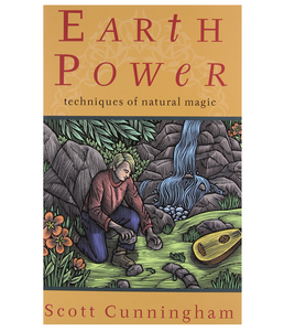 Earth Power Scott Cunningham
