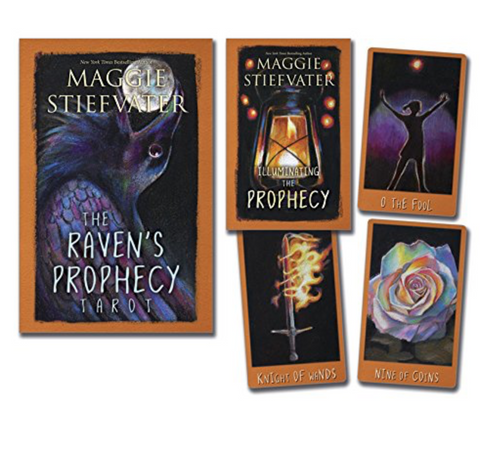 Raven's Prophecy Tarot Card Deck