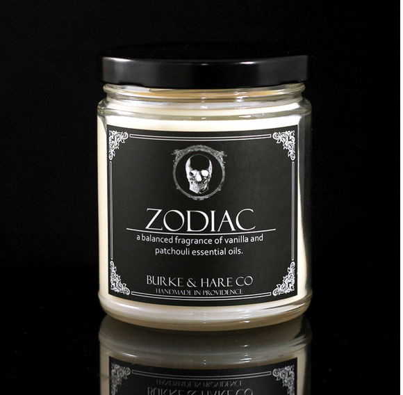 Zodiac Candle 9 oz.