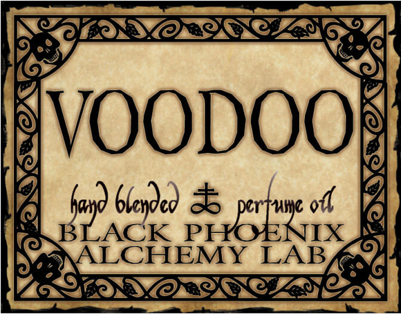 { Voodoo } Black Phoenix Alchemy Lab Fragrance