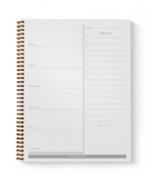 Luminaries Weekly Planner