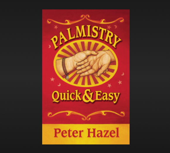 Palmistry Quick & Easy Peter Hazel