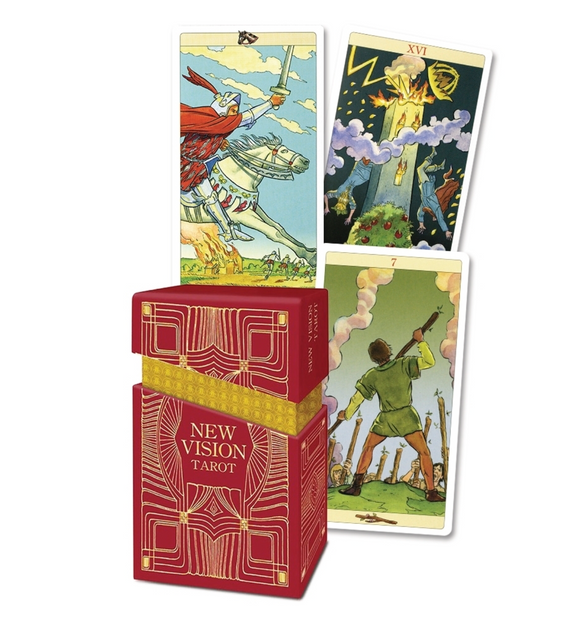 New Vision Premium Tarot Deck Boxed