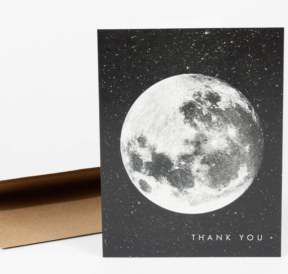 Thank You Moon Gift Card
