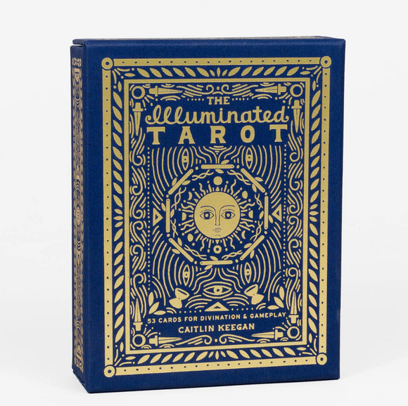 The Illuminated Tarot Deck Caitlin Keegan