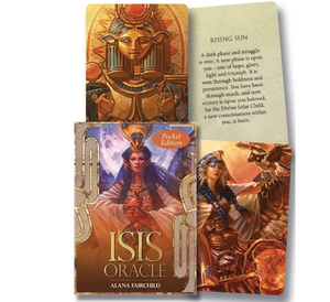 Isis Oracle Pocket Deck