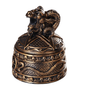 Baphomet Cone Incense Burner