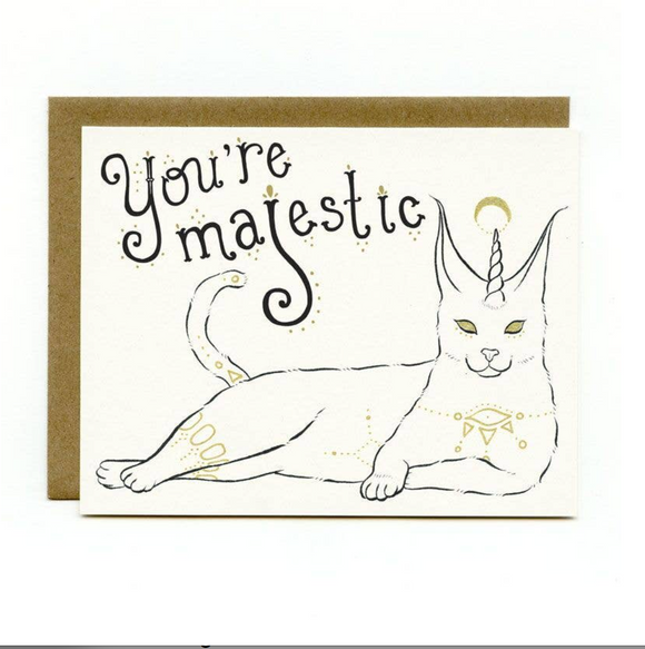 You're Majestic Gift Card