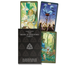 The Book of Shadows Complete Kit Tarot Deck Set