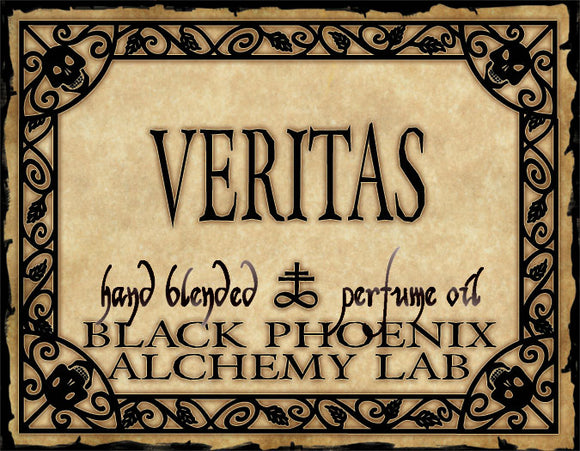 { Veritas } Black Phoenix Alchemy Lab Fragrance